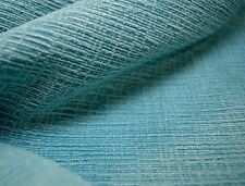 Teal Chenille Durable Upholstery Heavenly Teal Fabric