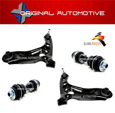 for TOYOTA AYGO 2005-2016 FRONT SUSPENSION WISHBONE ARMS & STABILISER LINK BARS