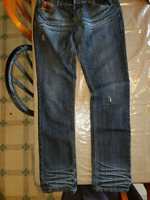 Juniors Almost Famous Distressed Skinny Jeans Sz. 11