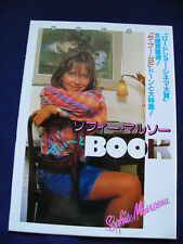 1983 Sophie Marceau Japan VINTAGE Photo Book 36 Pages VERY RARE