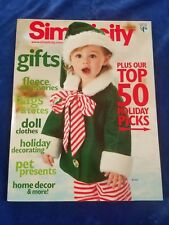 2006 Simplicity Holiday Guide (C16-2-A)