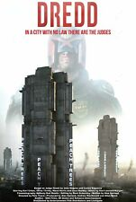 Dredd Poster Length :500 mm Height: 800 mm SKU: 11570