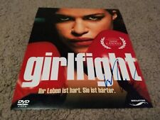 Michelle Rodriguez Signed Girlfight 11X14 Photo