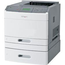 Stampante Laser B/N A4 Lexmark T650dtn duplex, rete, 2° cassetto USATA garantita