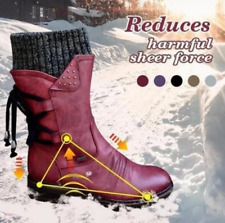 Winter specials🔥Arched support warm snow boots⏳40%off now!!