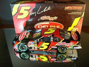 Terry Labonte #5 Delphi Kellogg's 2004 Chevrolet Monte Carlo 288 RCCA 1:24