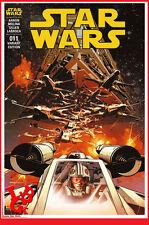STAR WARS Comics 11 Dc 2016 Panini Darth Vader starwars Variant DEODATO # NEUF #
