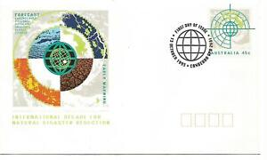 1993 Australia ⁛ International Decade for Natural Disaster Reduction ~ PSE