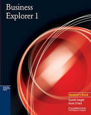 Business Explorer 1 Student's book: v. 1, O'Neil, Mark, Knight, Gareth, Very Goo