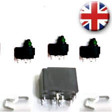 REPAIR KIT Audi A6 C6 Q7 steering lock module Relay + Micro Switches + LEVERS