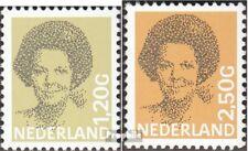 Nederland 1303A-1304A postfris 1986 Queen Beatrix