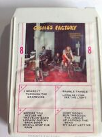 CREEEDENCE CLEARWATER REVIVAL Cosmo's Factory M 88402 8 Track Tape