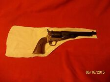 Colt 18511860 Army Navy Revolver  Civil War Gun Sock Holster Liner Confederate