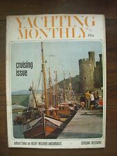VINTAGE THE YACHTING MONTHLY MAGAZINE MAY 1971