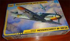 Zvezda 1/48 Messerschmitt Bf 109 G6 New Nuovo German Switzerland Decal