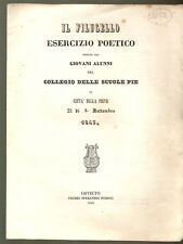 1843 - ORVIETO – BACO DA SETA