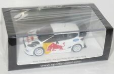 1/43 Ford Fiesta RS WRC  Red Bull  Monte Carlo Pre-Test Car 2018  S.Ogier