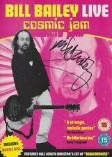 More details for bill bailey   **hand signed**  dvd  ~  autographed  ~  cosmic jam / bewilderness