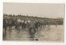 More details for workington uppies & downies vintage rp postcard cumbria 387c