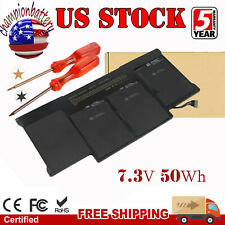 New listing A1405 Battery for Apple MacBook Air 13'' A1369 Mid 2011 & A1466 2012 A1496 Oem