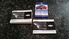 2009 CHEVROLET MALIBU OWNER'S MANUAL AND BOOKS FREE SHIPPING