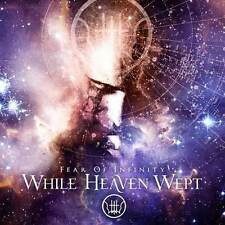 While Heaven Wept - Fear of Infinity CD 2011 epic doom Nuclear Blast press