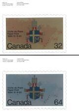 Canada 1984 Jan Paweł II papież John Paul papst pope papa (84/k1)