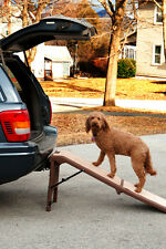 Pet Gear Free Standing Dog/Cat Ramp Pg9955Ch w Removable Carpet Compare Tl9166Bb