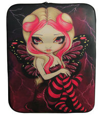 Jasmine Becket Griffith Pink Lightning Fairy Laptop Notebook Sleeve/Cover.Cool
