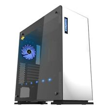 Game Max Vega Full Tower Gaming Case - White USB 3.0