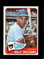 1965 TOPPS #220 BILLY WILLIAMS EXMT CUBS HOF  *XR23094