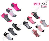 High Quality Trainer Socks 3 Pairs Ladies Womens Sports Gym Ankle Socks Size 4-8