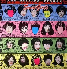 ROLLING STONES - SOME GIRLS - BRAND NEW 2010 REMASTER UK ISSUE ON A & M RECORDS