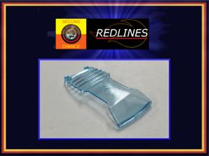 """1970 Hot Wheels Redline """"Boss Hoss"""" Repro Windshield  6406HK SCR-W0067"""