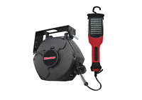 Westward Heavy Duty LED Worklight with 50' Retractable Cord WL7LR New