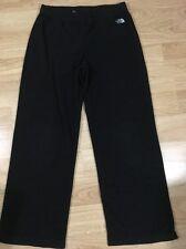 The North Face Fleece Pants Girls XL (18) Black