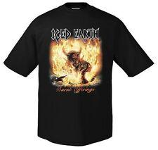 ICED EARTH - Burnt Offerings - T-Shirt - Größe / Size XL - Neu
