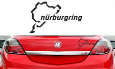 vauxhall NURBURGRING  Sticker   Decal