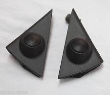 Tweeter Speaker Pair Genuine Parts Quadrant Cover For Hyundai Verna Accent 00-05