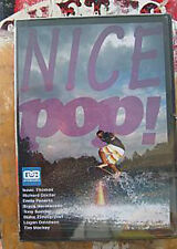 NICE POP SKIMBOARD DVD Skate Surf DB Skimboards