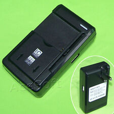 Universal Travel Battery Charger for ZTE N860 Warp Boost Mobile CellPhone USA