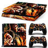 PS4 Skin & Controller Skin Vinyl Sticker For PlayStation 4 Scorpio Mortal Kombat