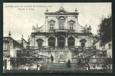Messina : Monte di Pietà prima del terremoto del 1908 - cartolina non viaggiata