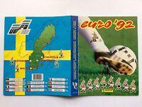 Álbum Euro 92 Panini Completo