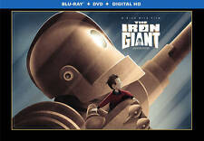 The Iron Giant: Ultimate Collector's Signature Edition (Bluray+Dvd+UltraViolet)