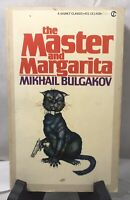 The Master And Margarita By Mikhail Bulgakov 1ST PB ED. 1967 RARE!