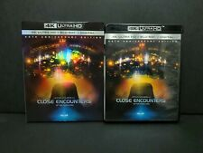 Close Encounters Of The Third Kind (4K Uhd, Blu-ray) w/ Oop Rare Slipcover. 40th