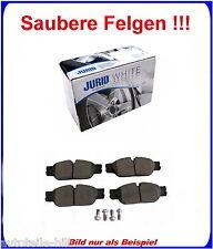 JURID White Keramik Bremsbeläge vorne für JAGUAR S-TYPE,XJ  staubarm