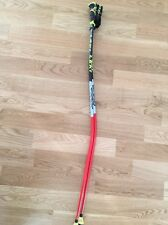 Leki Ski Poles World Cup GS Racing 125cm-Trigger S System/straps INCLUDED!