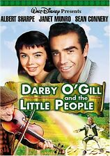 Darby O'Gill and the Little People DVD Region 1
